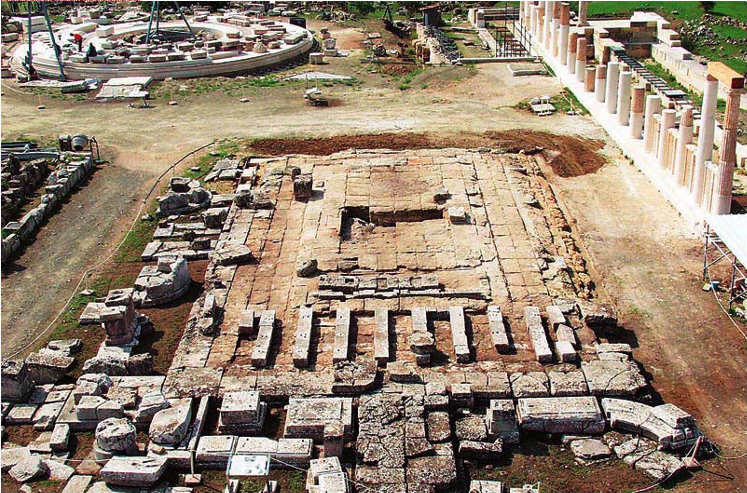 Επίδαυρος - Αρχαιολογικός χώρος - Μουσείο - Ιερό Ασκληπιού - Θόλος - Driver  Stories
