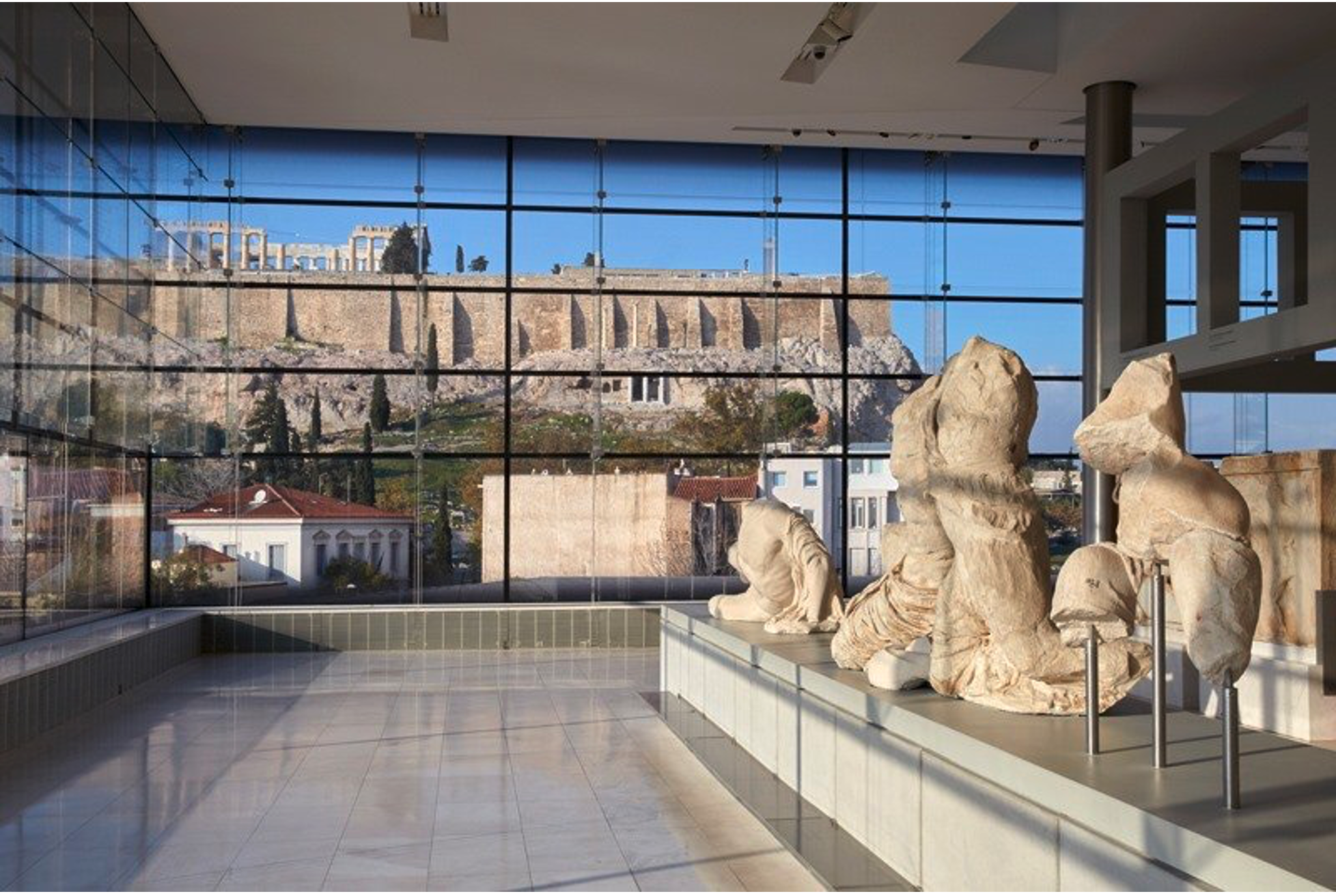Athens' Acropolis Museum Reopens to the World